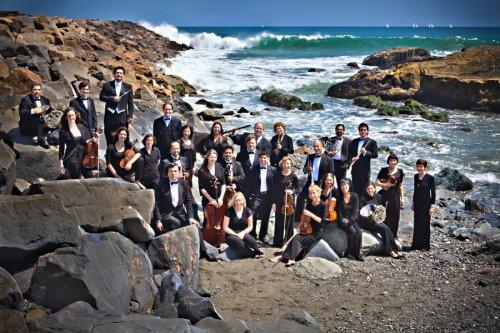 Dana Point Symphony Orchestra. Photo: Robin Gray