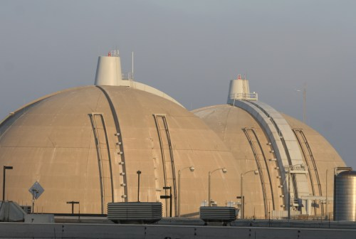 The NRC will allow changes to emergency plans for the decommissioning of the shuttered San Onofre Nuclear Generating Station. Photo: Andrea Swayne