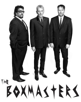 The Boxmasters. Photo: Courtesy