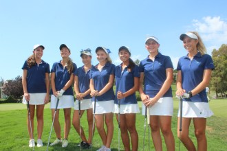 A mix of veteran and young talent has the Dana Hills girls golf team ready to compete in 2015. Photo: Steve Breazeale