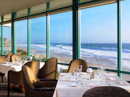 One of the dinning choices at Monarch Beach Resort is Monarch Bay Club. Photo: Courtesy of Monarch Beach Resort