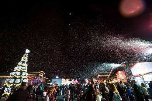 Dana Point residents can receive 50 percent off general admission during a promo day on Dec. 27. Photo Courtesy of Winter Fest OC