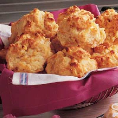 Cheddar Cheese Garlic Biscuits