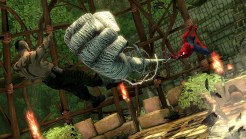 Amazing Spider-Man's Extended Strong Attack
