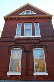 Benton Park ArchitectureI love the tall windows!