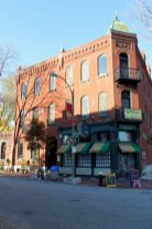 Venice CafeOne of the most colorful of bars in St. Louis Venice Cafe Website