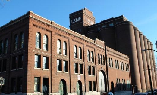 Lemp Brewery