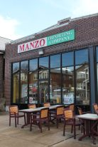 "Manzo Importing Companyknown for its homemade sausage, pasta and spreads, the Riverfront Times awarded this Southampton shop with the ""Best Cheese Counter"" for 2012 Best of St. Louis Awards. Manzo Website"