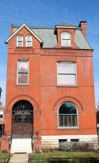 Benton Park ArchitectureOne of the many beautiful homes in Benton Park