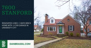 7600 Stanford: Stunning 4 Bed/3 Bath Renovated Home