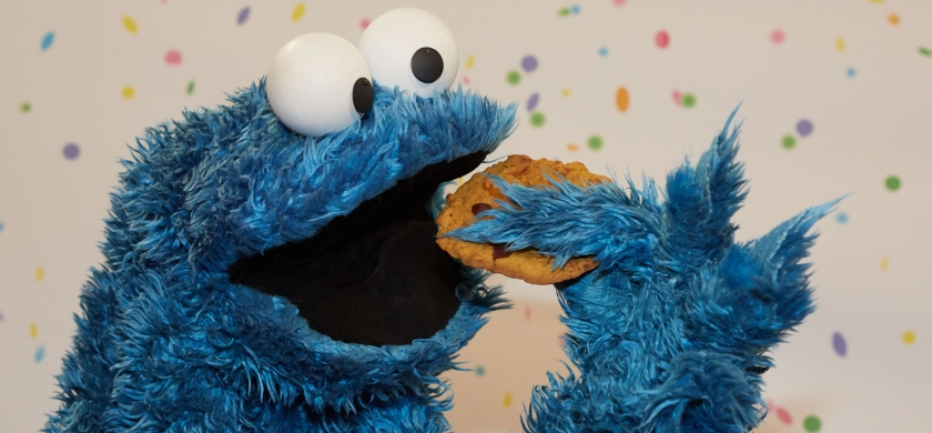 Eat the cookie!