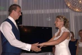 Openingsdans Bruiloft Marcel en Laura
