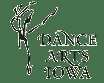Logo for Dance Arts Iowa
