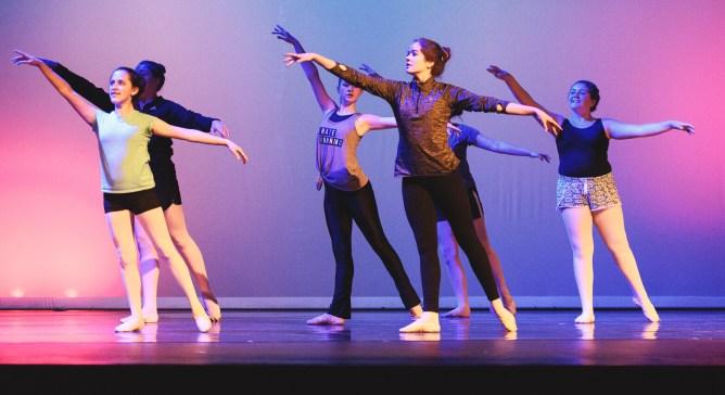Ballet IV-Warm Up
