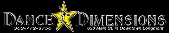DANCE DIMENSIONS Logo
