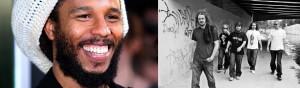 Ziggy Marley and SOJA