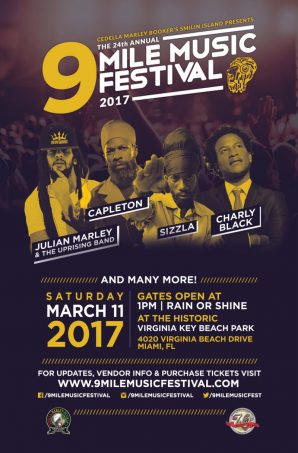 Check out 9 Mile Music Fest