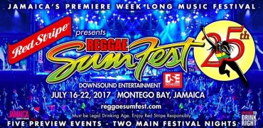 EARLY BIRD TICKETS FOR REGGAE SUMFEST