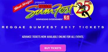 Reggae Sumfest 2017