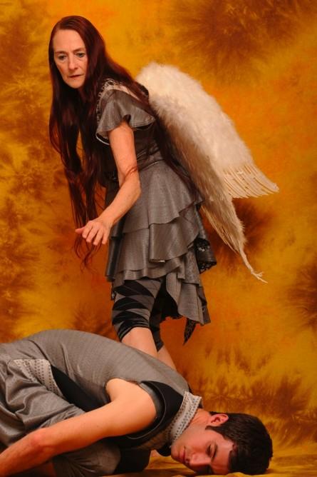 "Rina Schenfeld's ""Angels"""