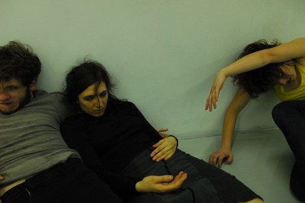 "Yasmeen Godder's ""Singular Sensation"""