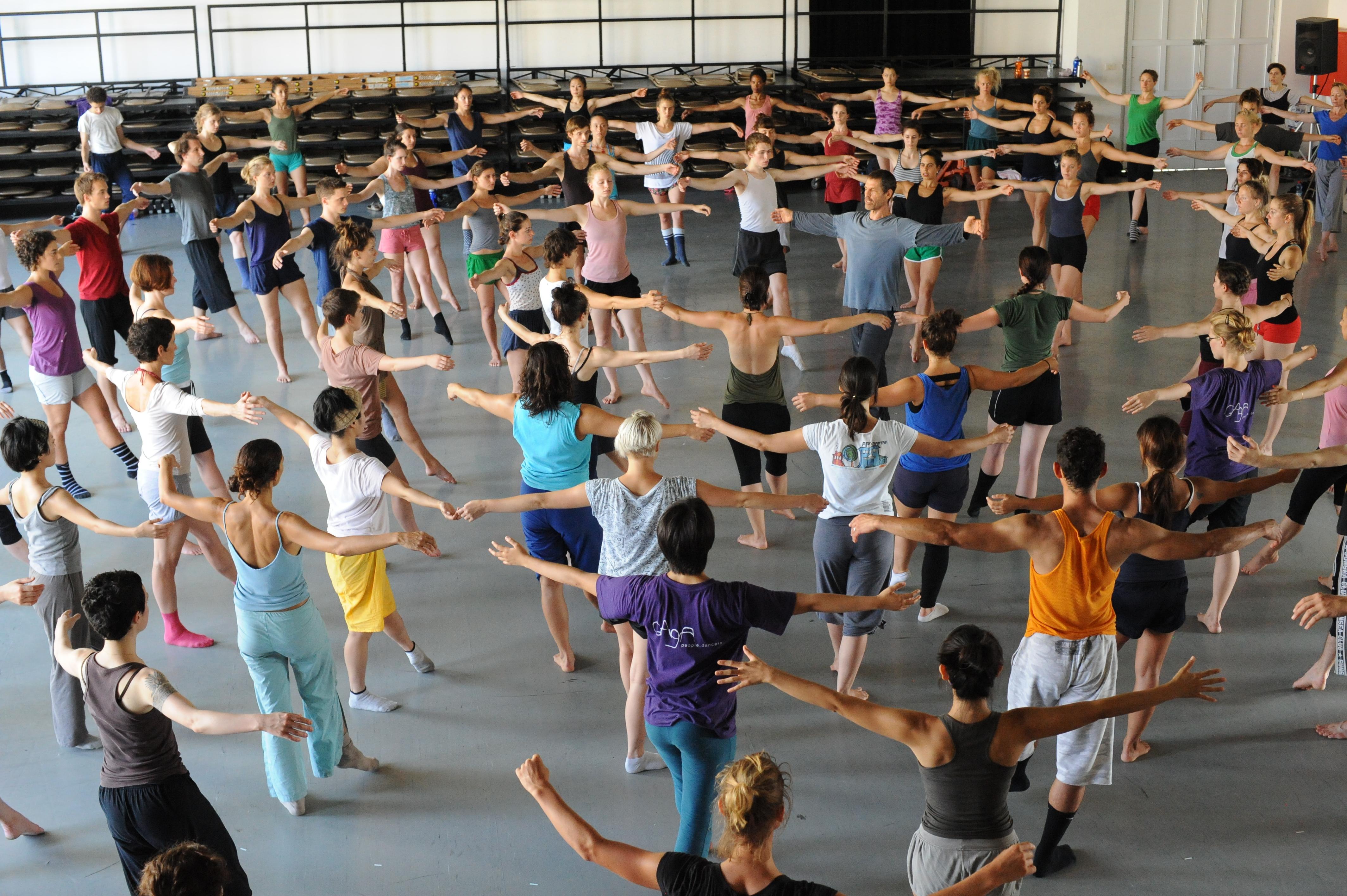 Gaga intensive | Dance In Israel