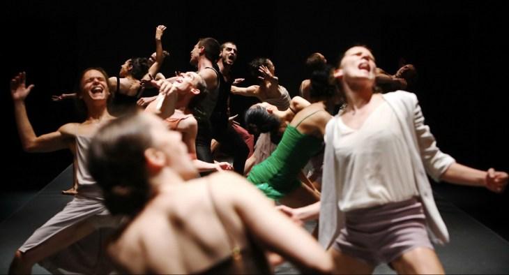 Batsheva Dance Company in 2019