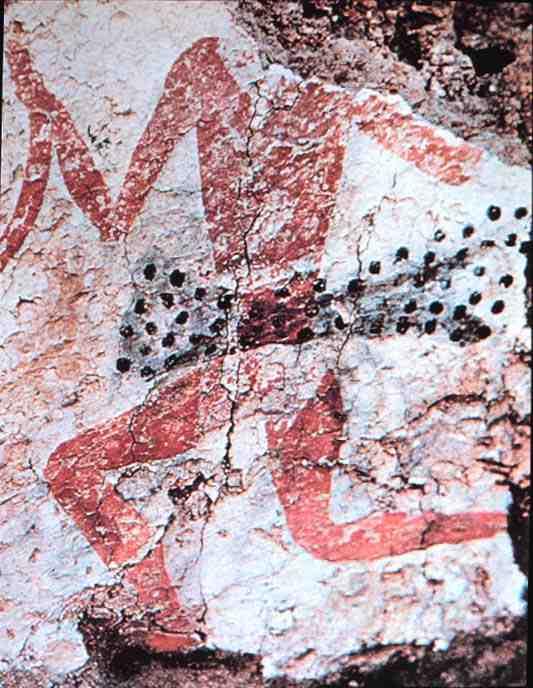 Figura danzante dal Tempio del Toro del villaggio di Catal Huyuk in Anatolia, Turchia circa 6500-5500 a.C.