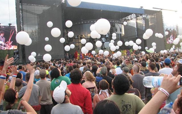 Pemberton Music Festival 2008
