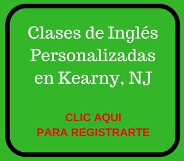 clases de ingles en Kearny NJ