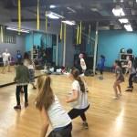 Girls Hip Hop Dance Class