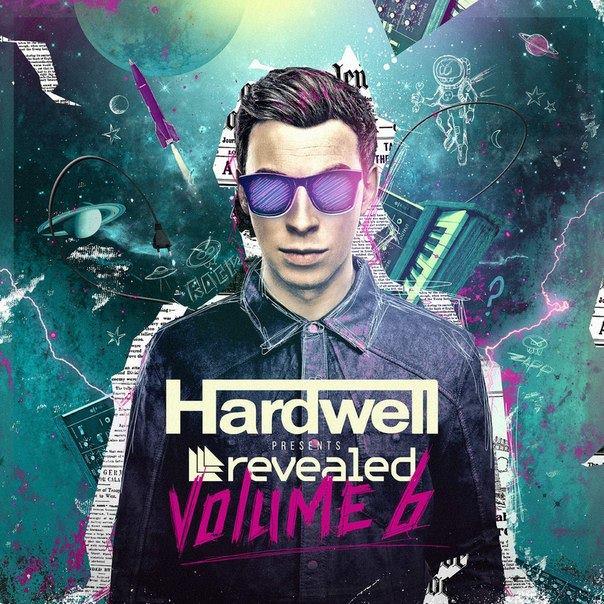 Hardwell Unveils Tracklist for Revealed Vol. 6 Compilation