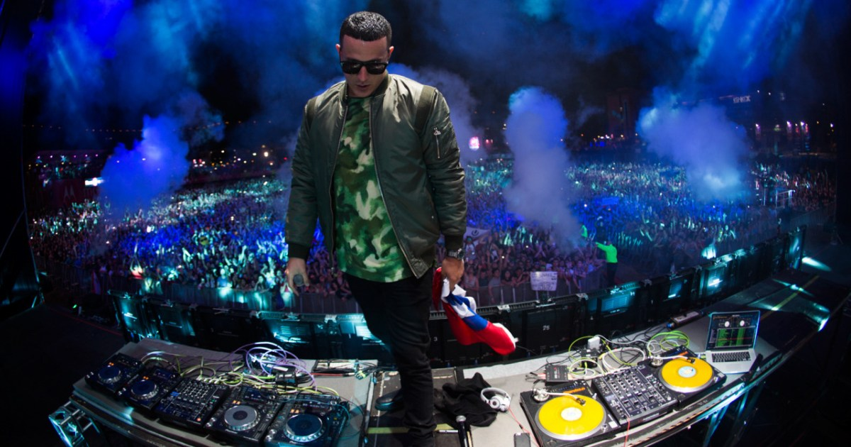 DJ Snake Cancels Festival Performance, Deletes Social Media Accounts