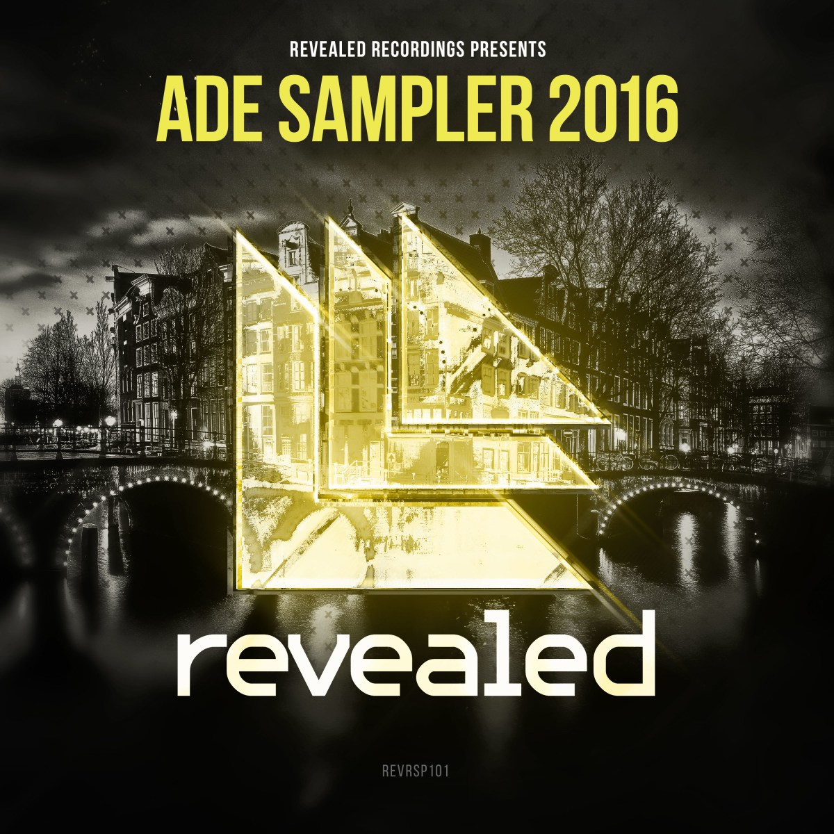 Revealed presents ADE Sampler 2016 [Revealed Recordings]