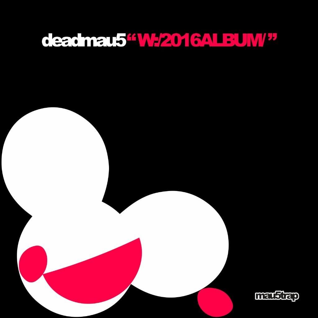 Deadmau5 releases sixth studio album - W:/2016ALBUM/