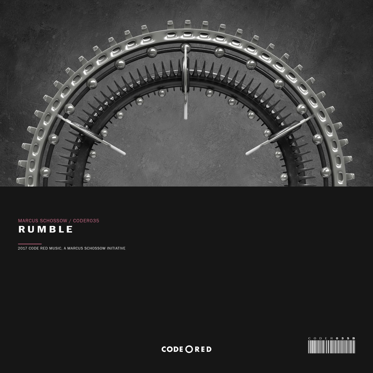 Marcus Schossow - Rumble [Code Red]
