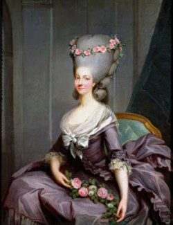 Maria Therese of Savoy c.1776