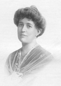 Johanna Brandt (1876-1964), advocate of the Grape Cure