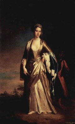 Lady Mary Wortley Montagu, early 18th century