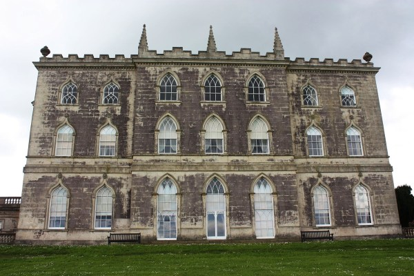 gothic exterior Ardfern