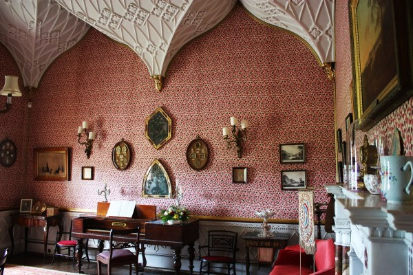 gothic room ARdfern