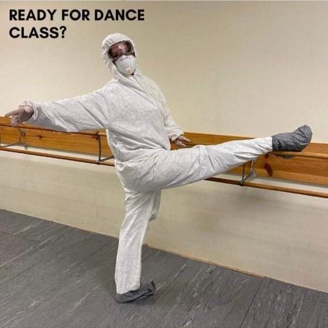 Dancespace stengte torsdag 12.03.20 kl 13.00