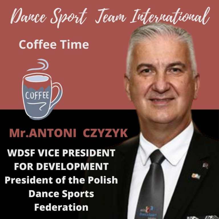 Dance Sport Coffee Time