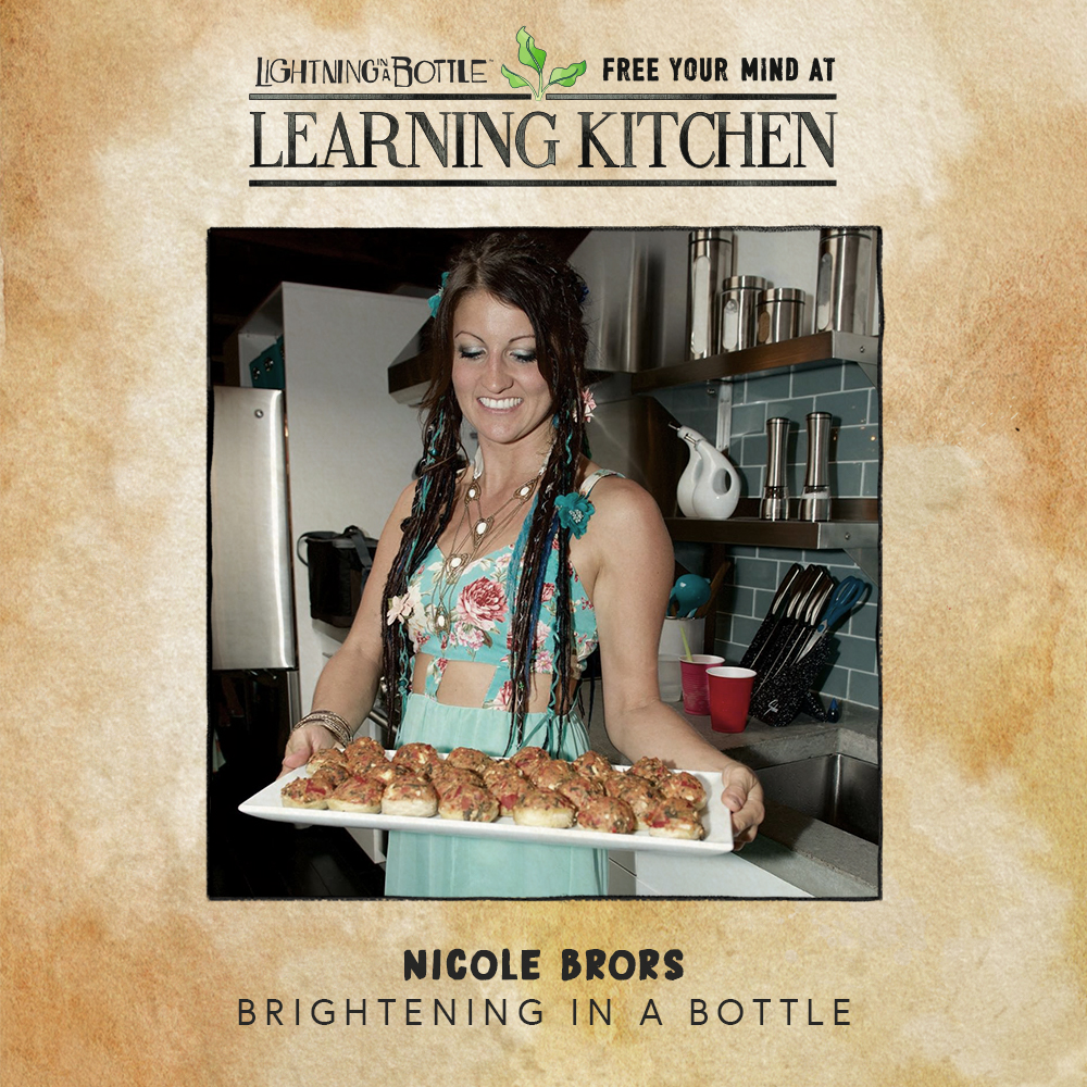Lightning in a Bottle - Learning Kitchen