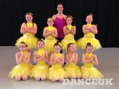 Dance Classes in Baillieston