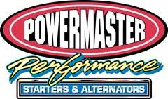 Powermaster Performance Alternators & Starters
