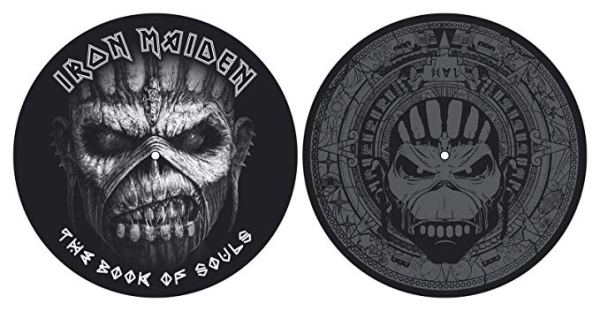MERC - SLIPMAT:IRON MAIDEN-BOOK OF SOULS