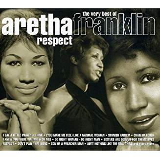 FRANKLIN ARETHA - RESPECT - VERY BEST OF