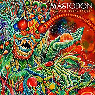 MASTODON - ONCE MORE ROUND THE SUNpicture disc...LP2