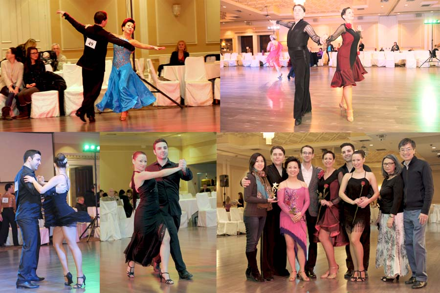 Toronto ballroom and Latin Showcase